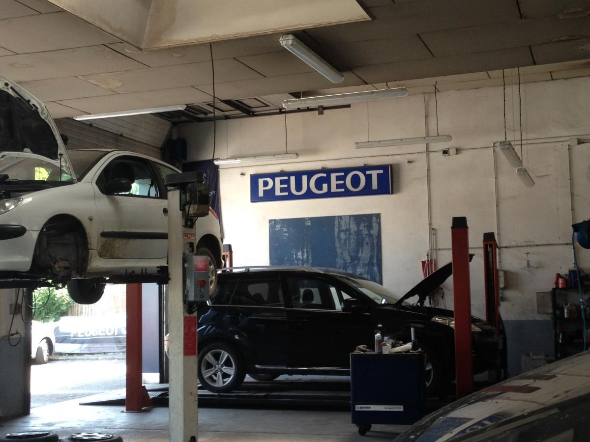 Atelier Peugeot Raffin