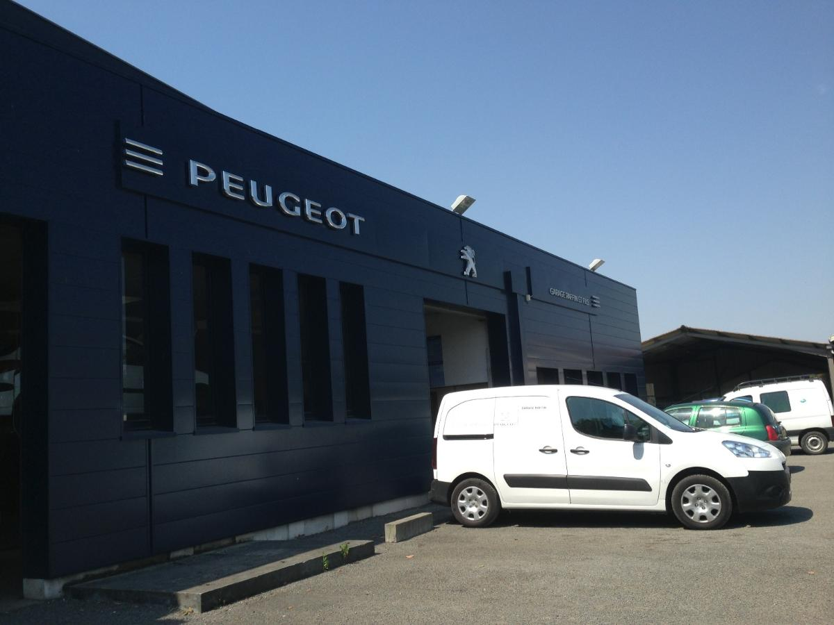 Garage peugeot raffin et fils votre garage jonzac for Garage peugeot drancy